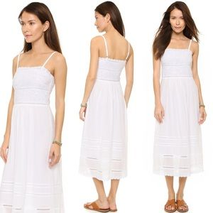 NWT Rebecca Taylor Oahu prarie embroidered dress 2